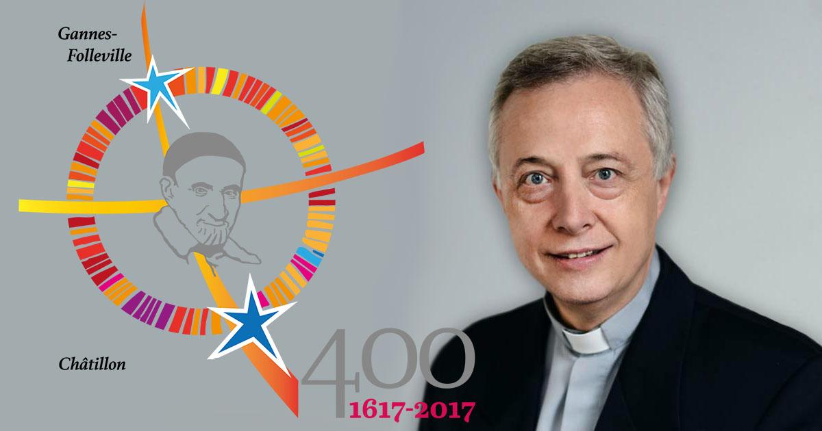Mensaje del Superior General, P. Tomaž Mavrič, CM, en el inicio del 400 Aniversario del Carisma Vicenciano