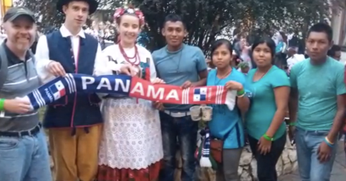 Jóvenes indígenas panameños dialogan con sus obispos