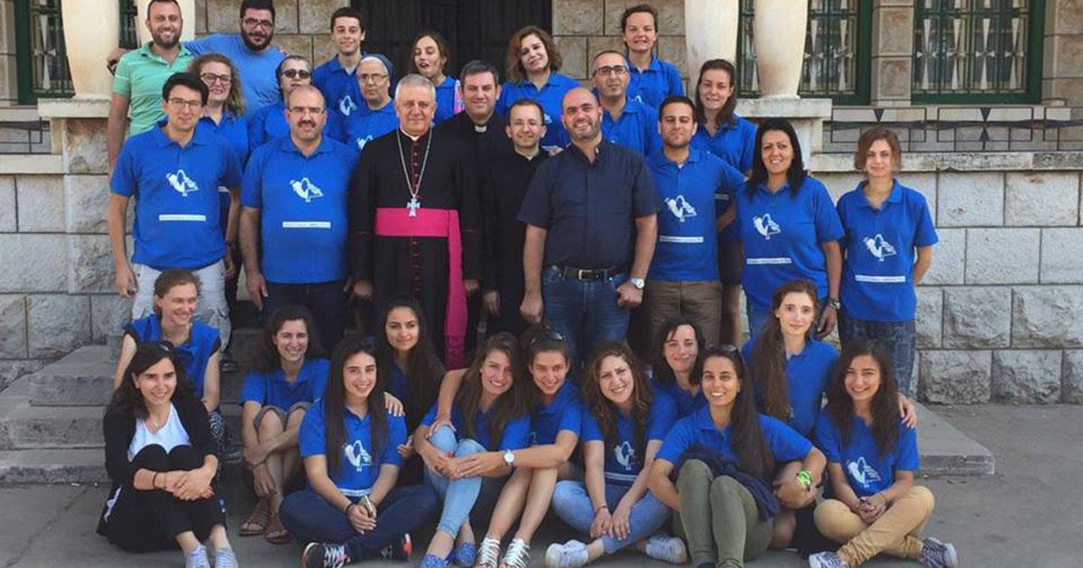 Campo de solidaridad europeo para jóvenes de 18 años a 30 años este verano en Líbano