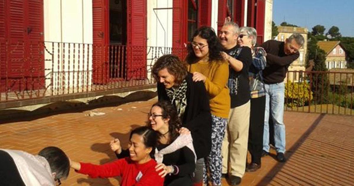 Primera parte del Taller de Formación de la Familia Vicenciana para la Colaboración, en Barcelona (España)