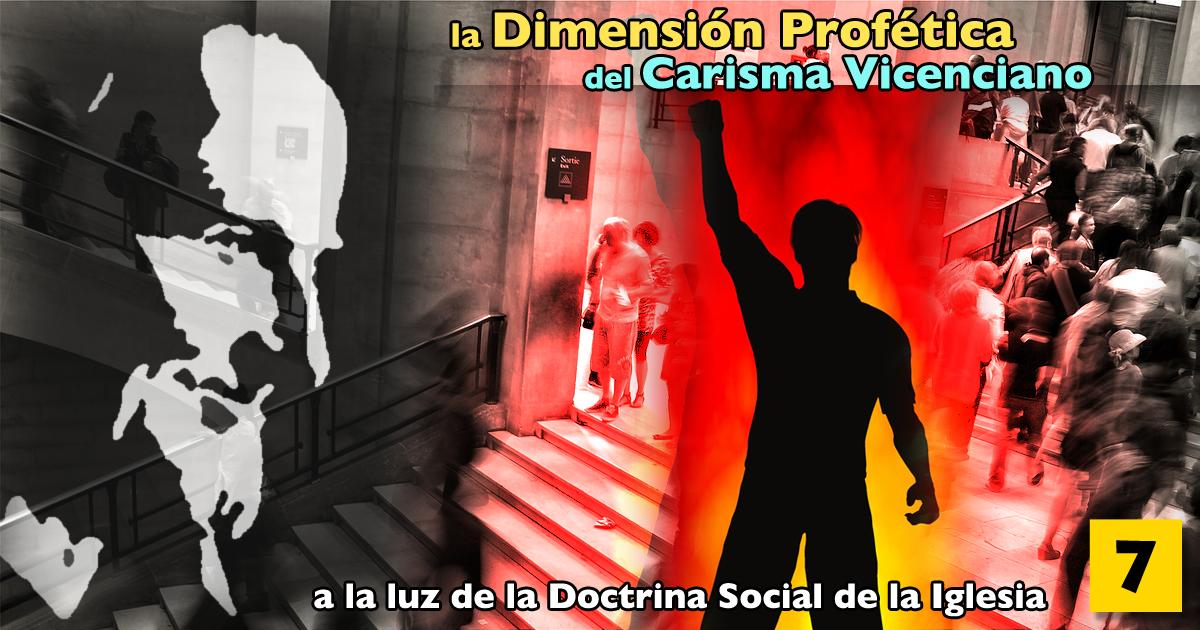 """Profetismo del Carisma Vicenciano, parte 7 •  """"Promoción humana"""" y """"Desarrollo Integral"""" #famvin400"""