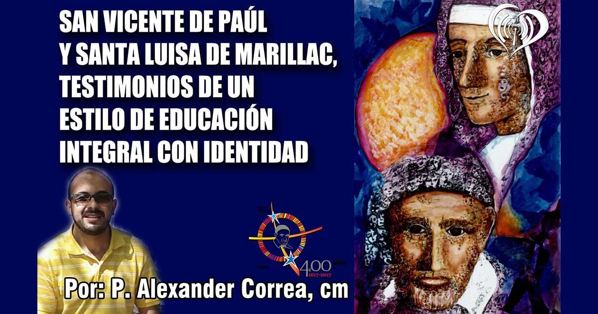 San Vicente Y Santa Luisa: educación integral con identidad