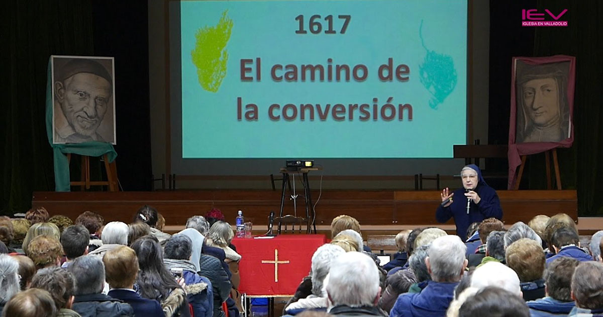 """Video conferencia: """"El camino del carisma vicenciano"""""""