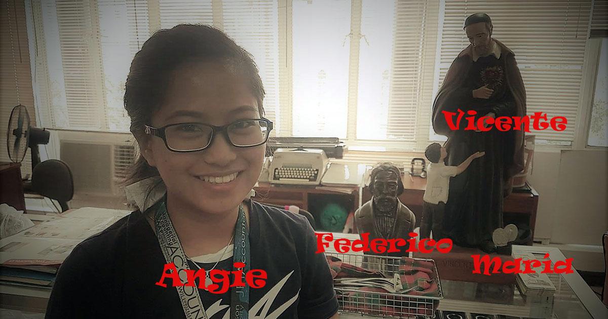 ¡Angie Panelo es una líder de jóvenes!
