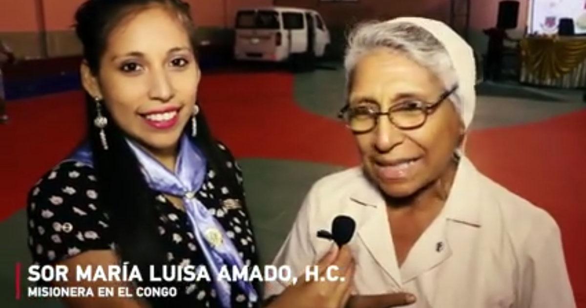 Mensaje de sor María Luisa, con ocasión del 400 aniversario