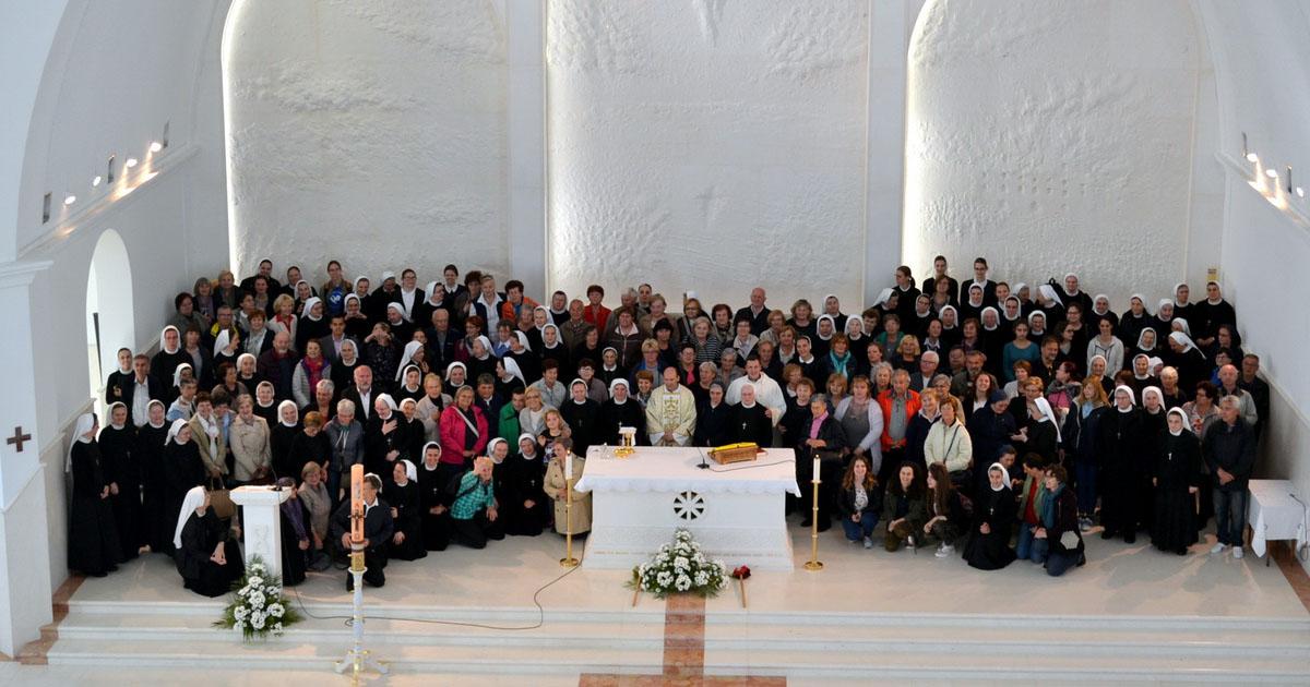 Familia Vicenciana Croacia: Peregrinación Nacional del 400 Aniversario