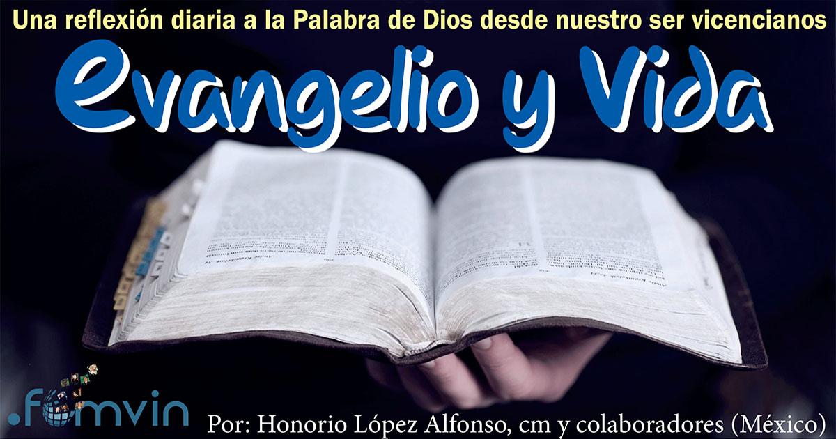 Evangelio y Vida para el 4 de noviembre de 2017
