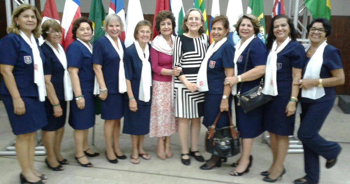 Asamblea nacional de la AIC en Brasil