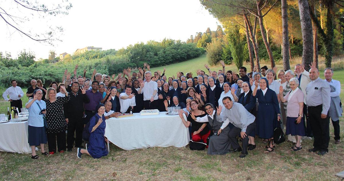 Encuentro de la Familia Vicenciana en la Curia General – Roma