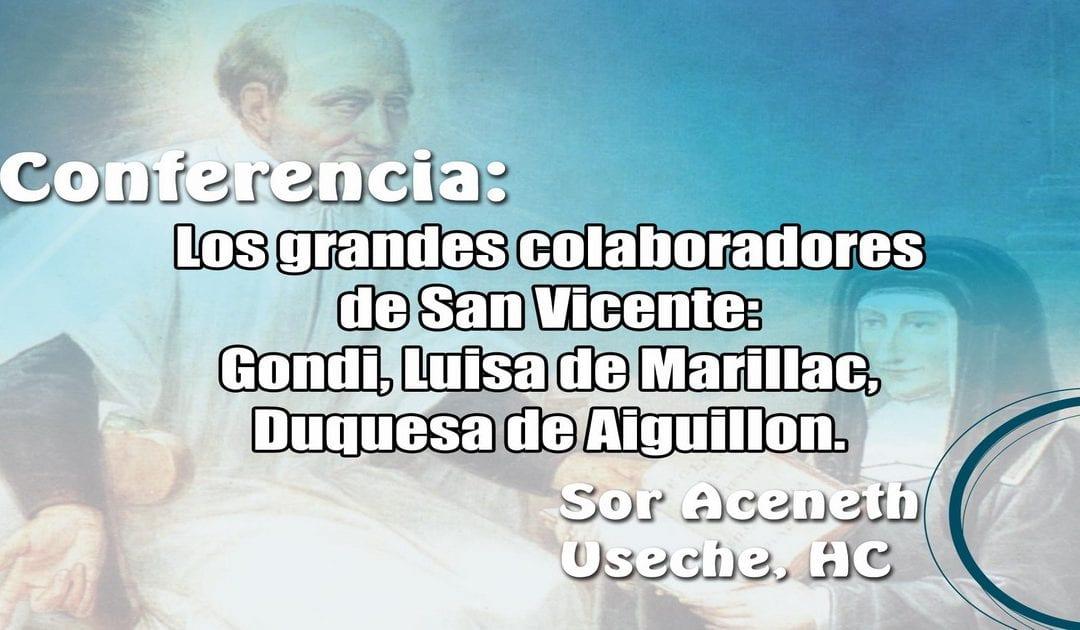Los colaboradores de San Vicente de Paúl