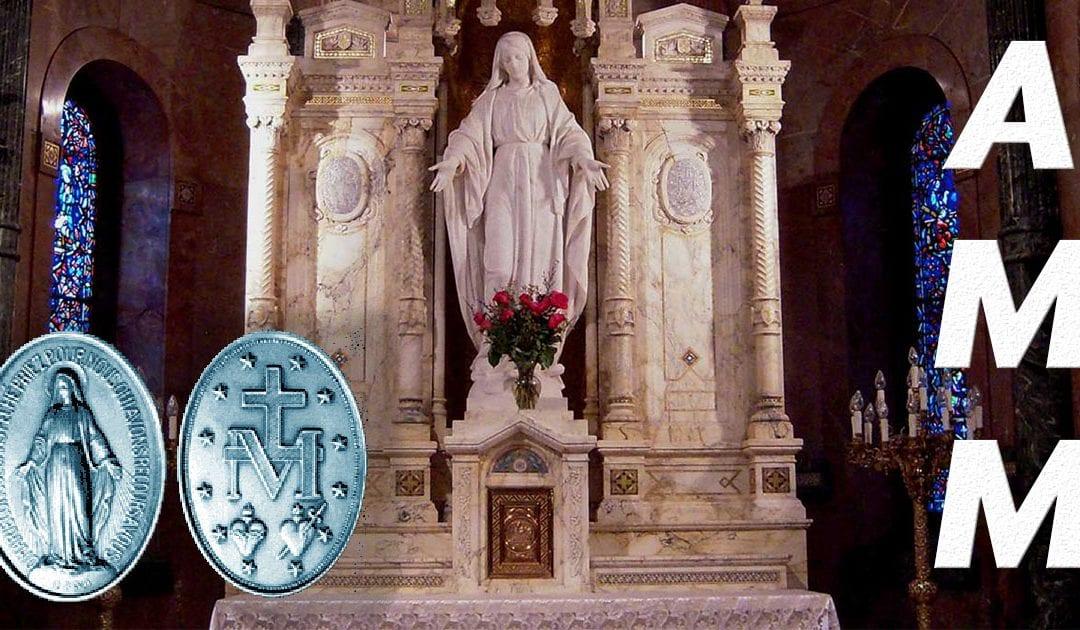La espiritualidad de la Asociación de la Medalla Milagrosa, hoy