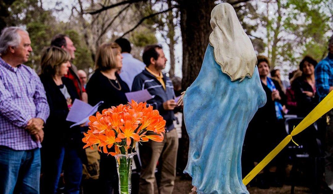 María, signo de esperanza y consuelo para su pueblo