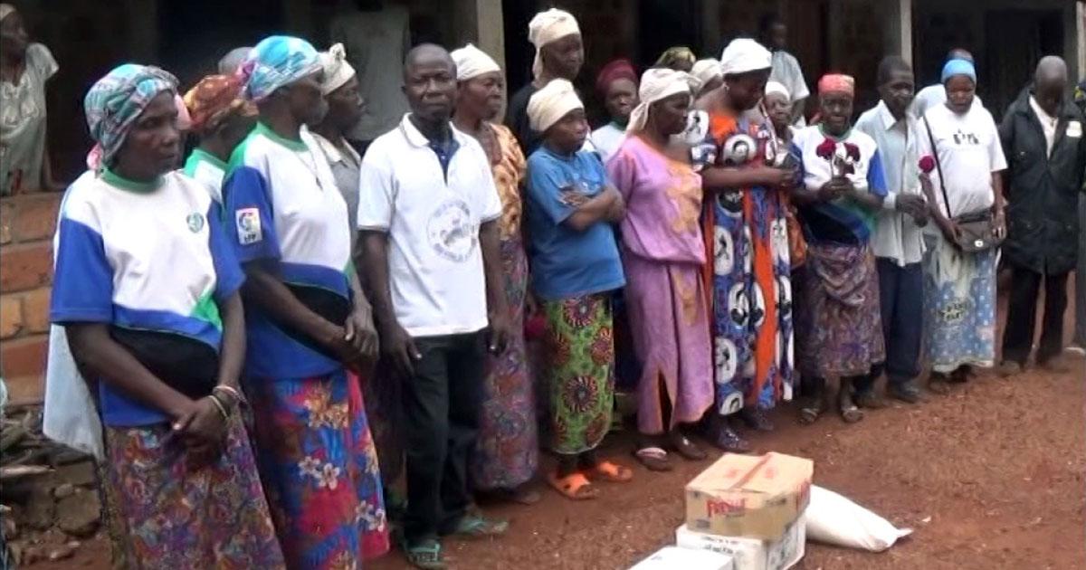 La Sociedad de San Vicente de Paúl en República Centroafricana