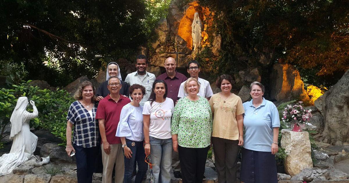 Reunión de la Comisión para la Colaboración de la Familia Vicenciana en el Líbano