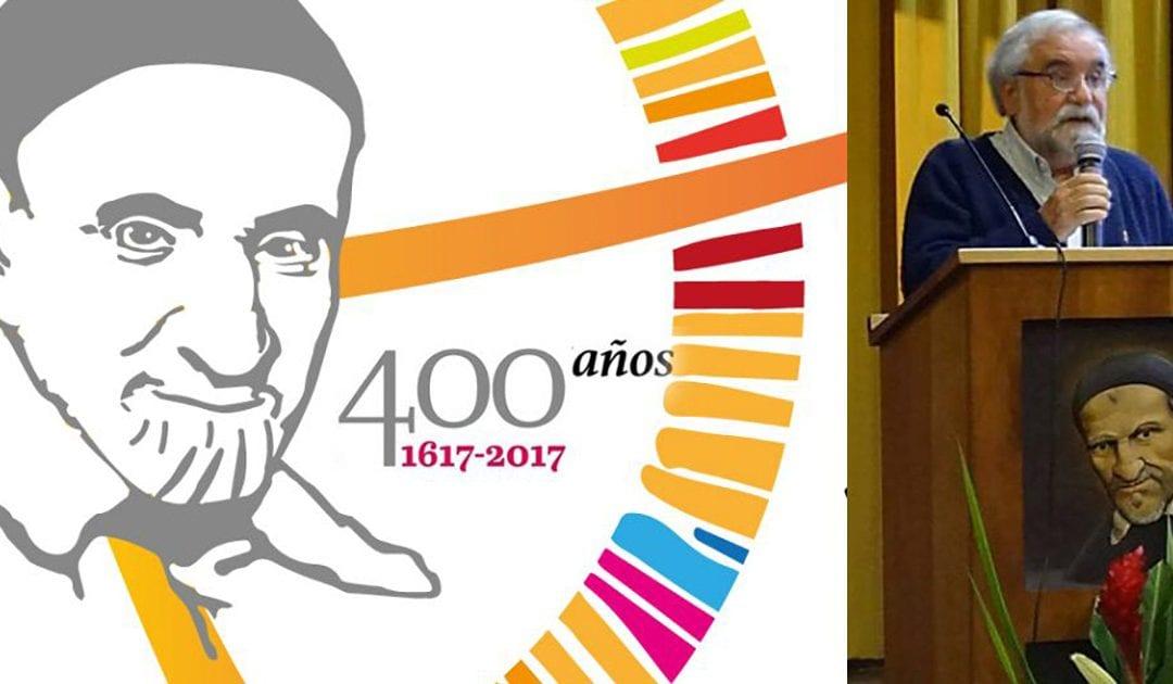"""""""La familia vicentina cumple 400 años de fundada y renovamos nuestros votos"""" (P. Pedro Guillén, C.M.)"""