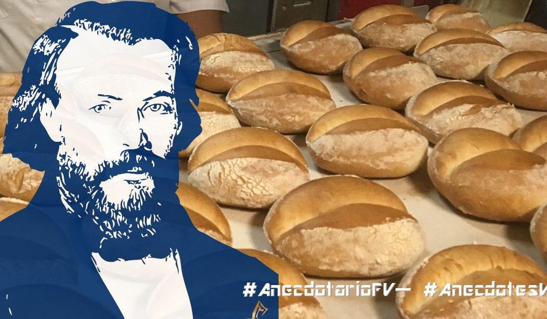 El pan de la Eucaristía y el pan de los pobres #AnecdotarioFV