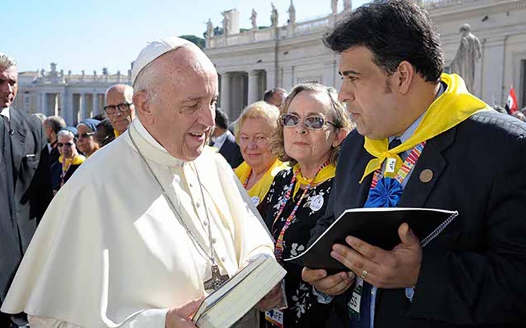 Entregado al Papa un informe sobre el estado de la canonización de Ozanam