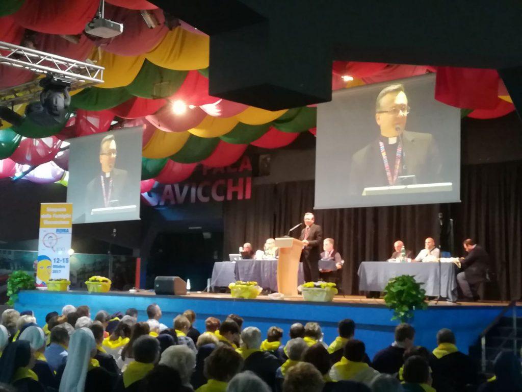 Simposio de la Familia Vicenciana, 13 de octubre