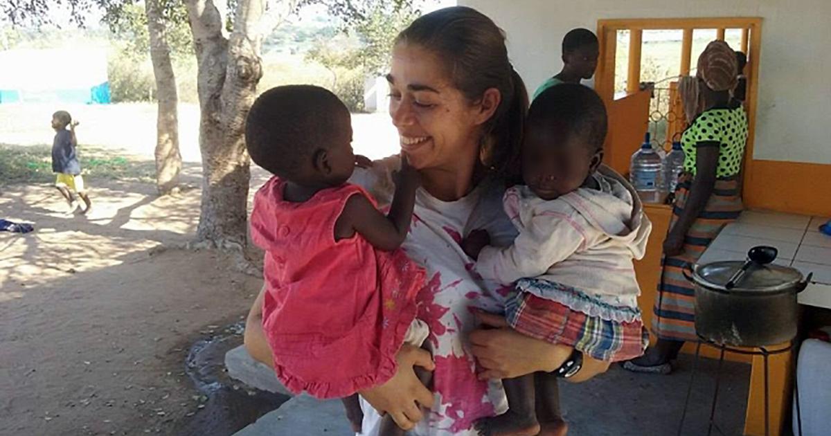 """Mozambique: un lugar donde el tiempo no tiene el mismo """"tempo"""" (Alicia Santos, de Juventud Mariana Vicenciana)"""