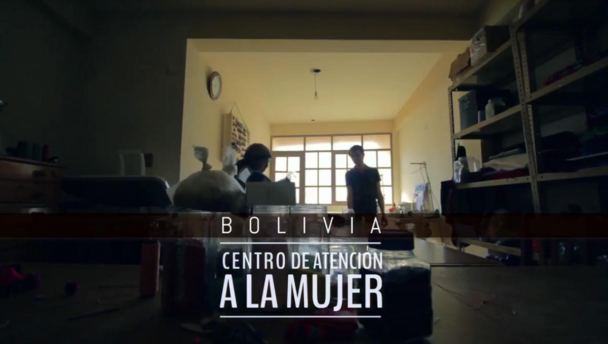 El Centro de Atención a la Mujer (CAM) en Bolivia
