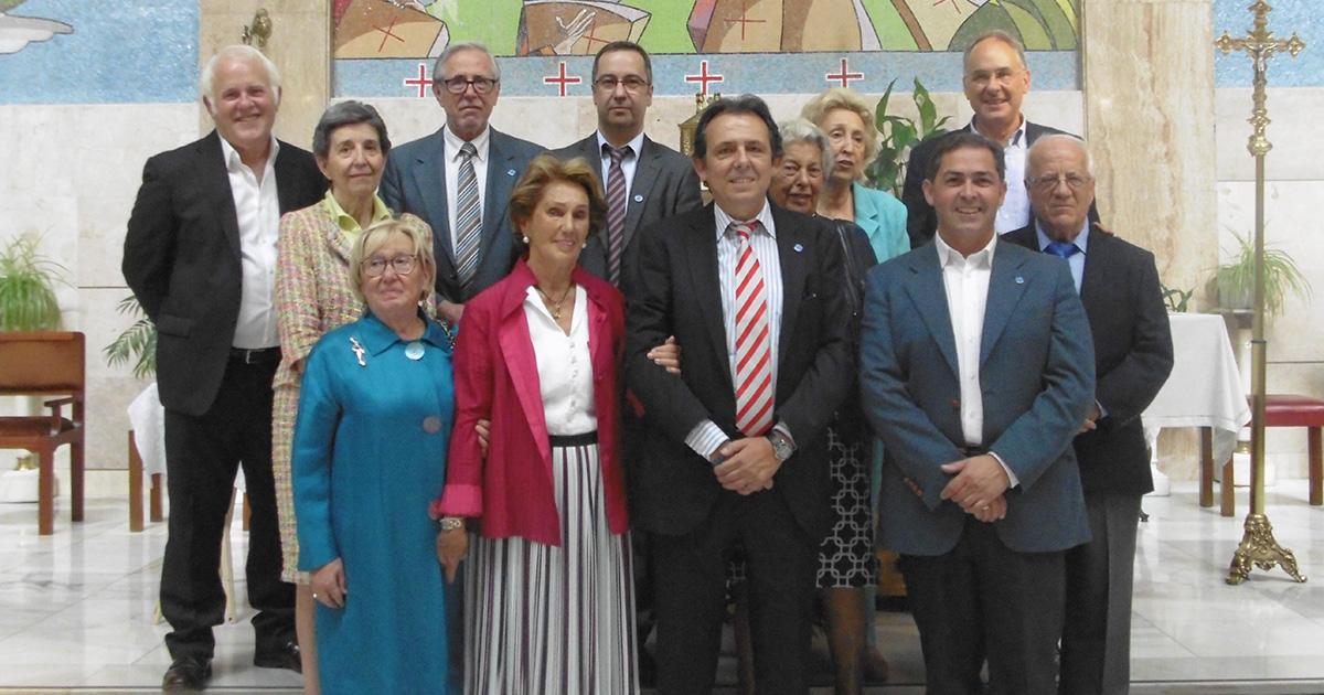 Toma de posesión de la nueva Mesa Nacional de la SSVP España