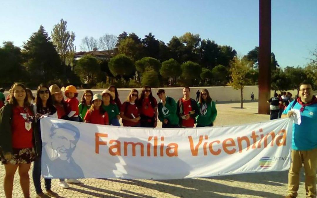 13º Encuentro Nacional de la Familia Vicenciana de Portugal, en Fátima