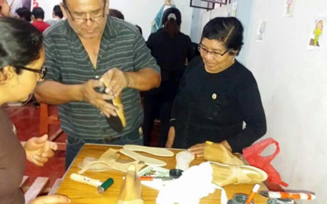 Programa de formación y promoción social en nuestra parroquia Nuestra Señora de la Medalla Milagrosa (Perú)