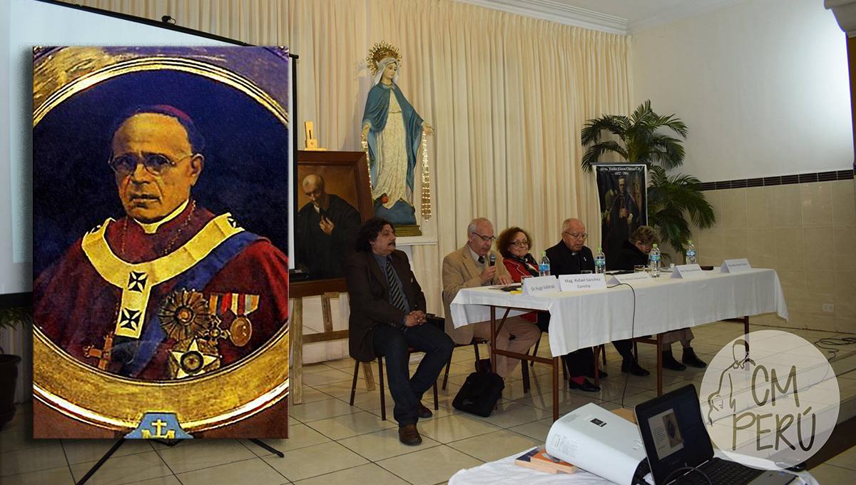 Coloquio sobre Monseñor Lisson, CM