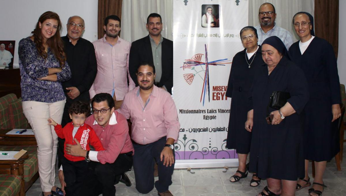 Misevi-Egipto celebró su primera reunión