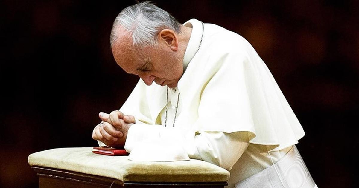 El Papa rezará ante el corazón de San Vicente de Paúl, el santo de la caridad