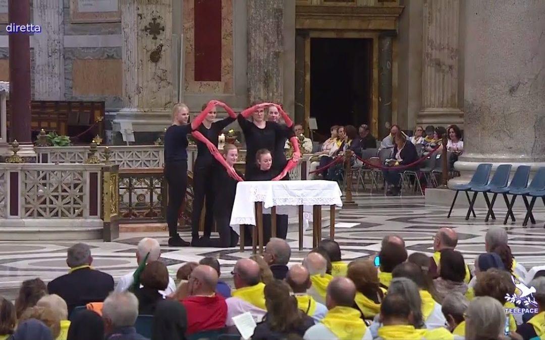 Video de la Vigilia de oración por el 400 aniversario (Roma, 14 de octubre)