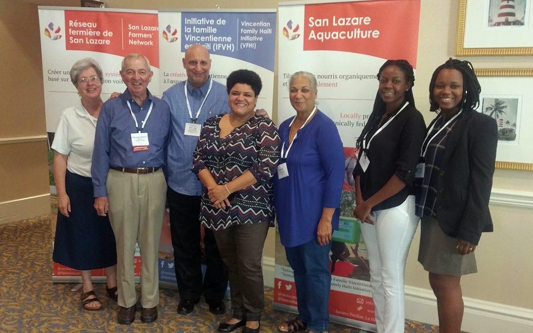 La Comisión de la Iniciativa para Haití de la Familia Vicenciana se reúne durante el Encuentro Anual Nacional de SSVP USA