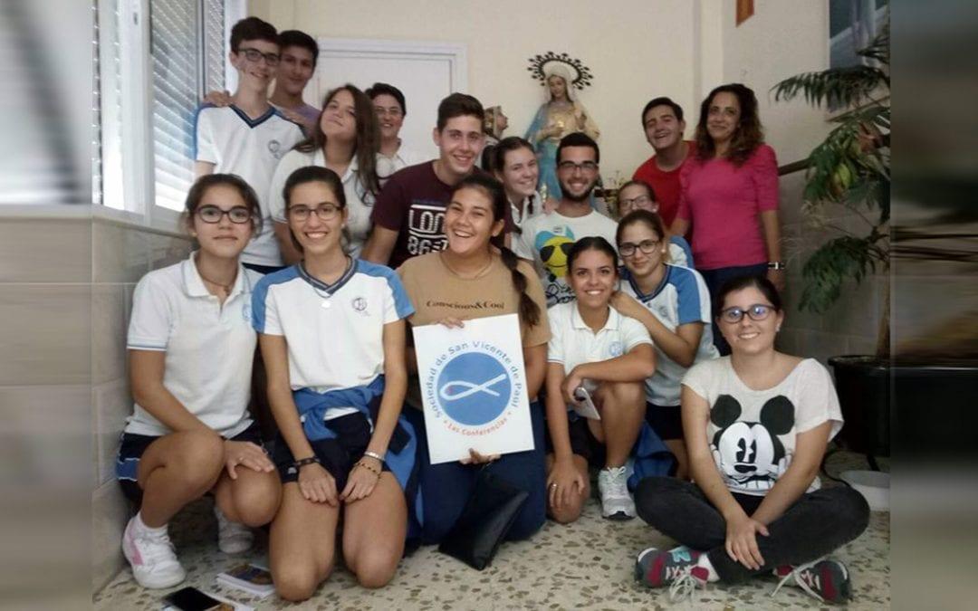 Los jóvenes, futuro de la Familia Vicenciana