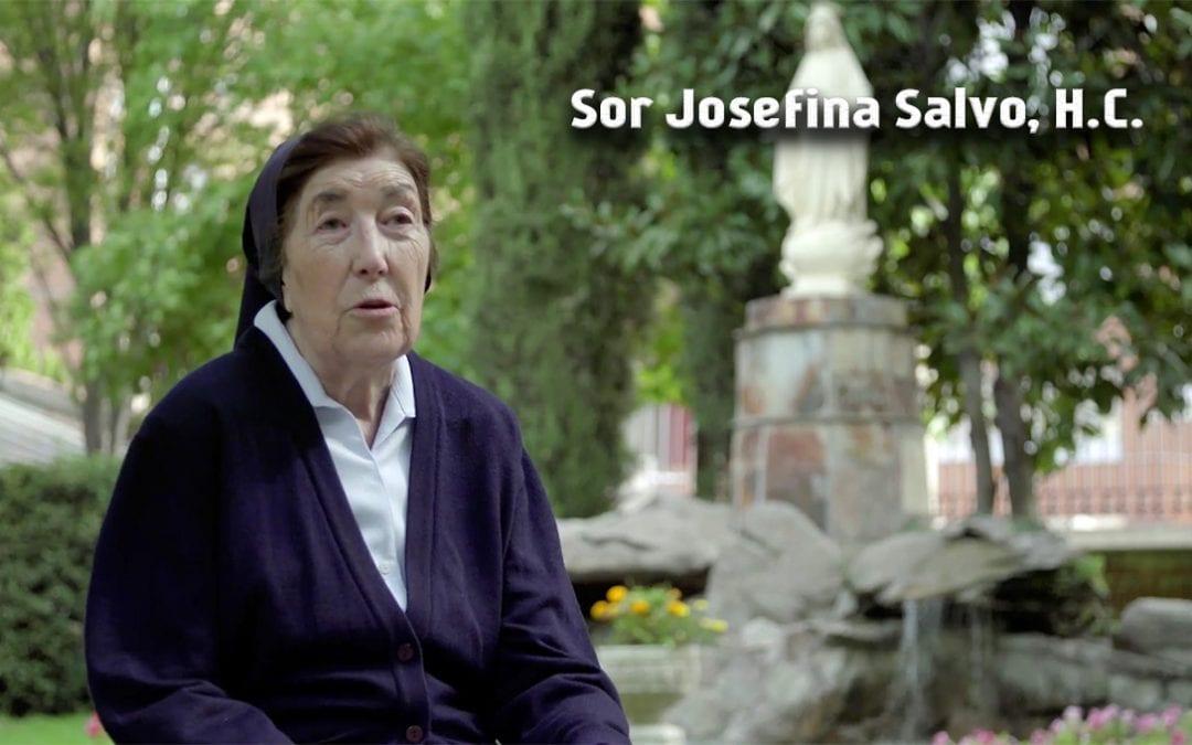 Entrevista a sor Josefina Salvo sobre los mártires que serán beatificados