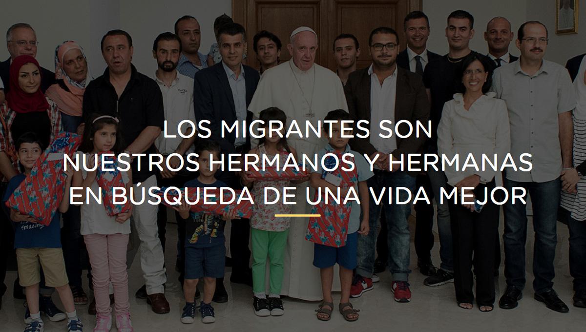 Acoger al forastero: desde el Vaticano, 20 Puntos de Acción para promover el Cambio Sistémico