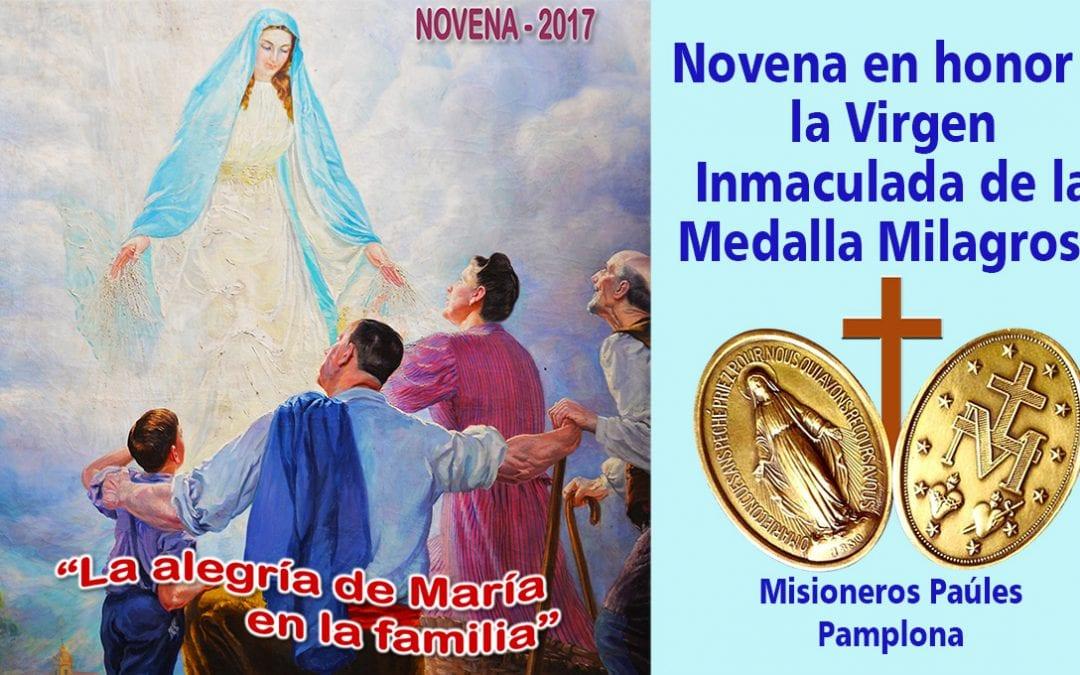 Novena a la Virgen Milagrosa, día 9: Las apariciones de la Medalla Milagrosa