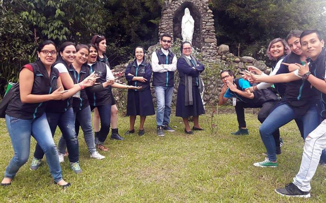 XII Congreso nacional de VOLJUVI en Colombia