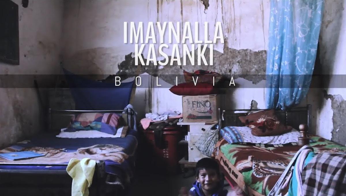 """El Centro """"Imaynalla Kasanky"""" de Bolivia"""