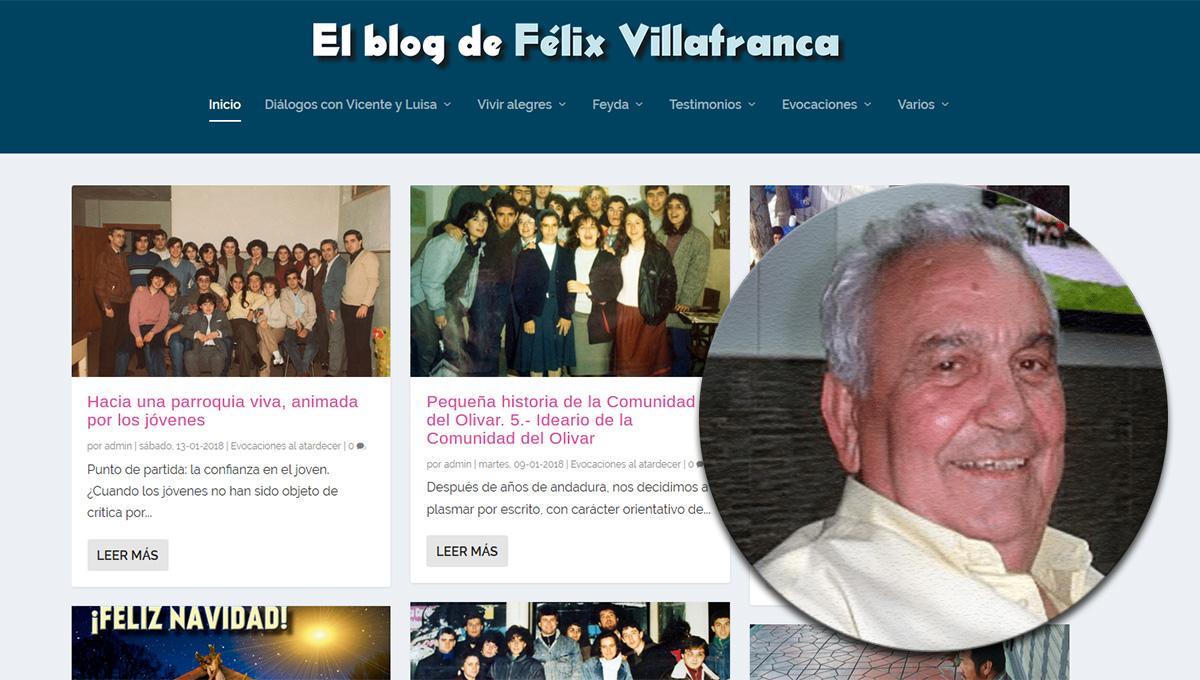 El blog de Félix Villafranca, misionero paúl, alcanza el millón de visitas