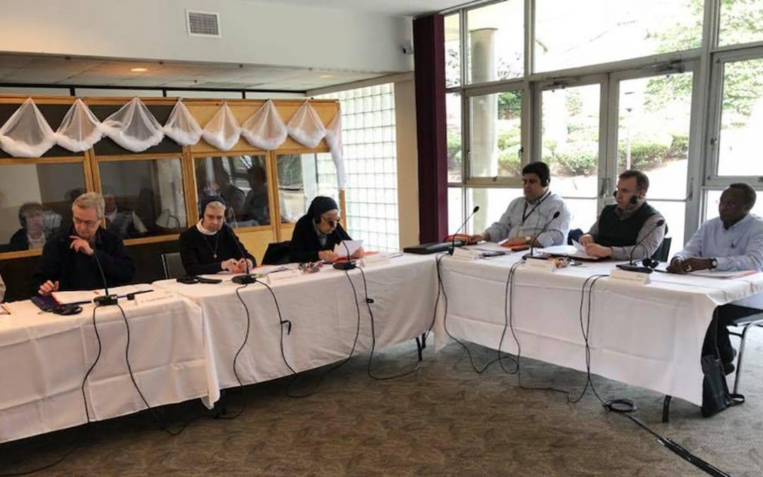 Reunión del Comité ejecutivo de la Familia Vicenciana 2018