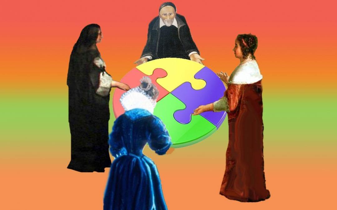 Vicente nos enseñó… con la ayuda de las mujeres
