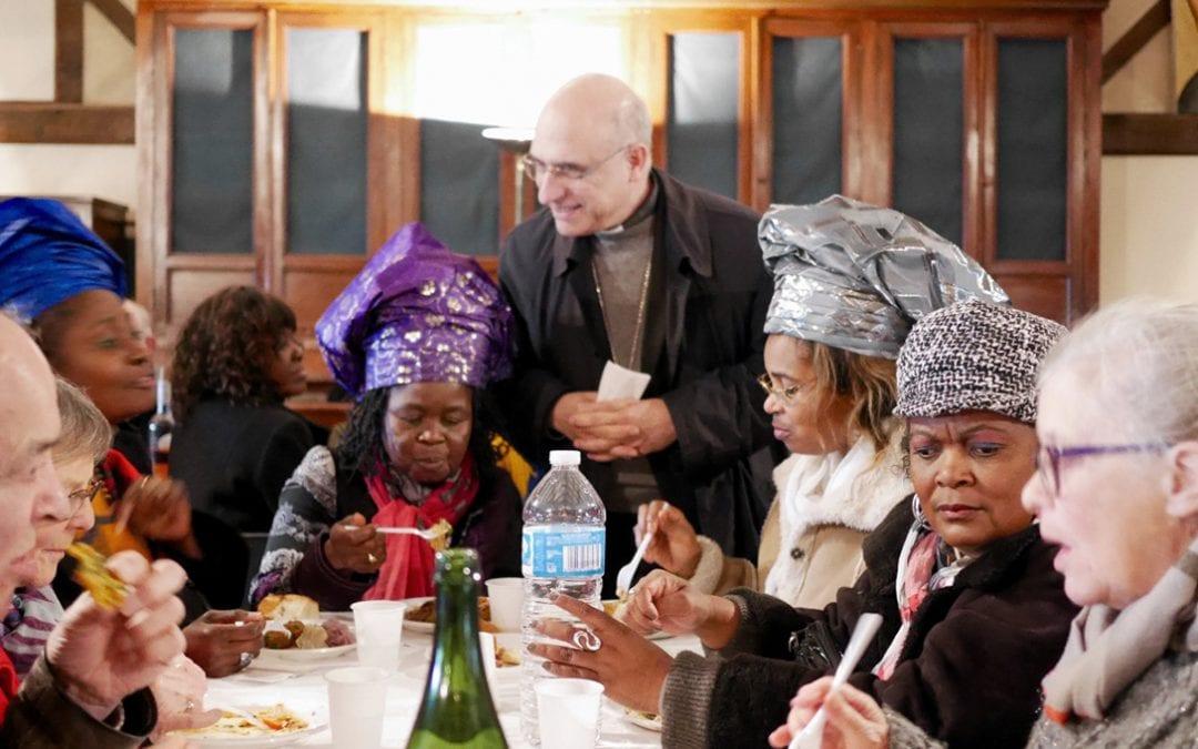 Jornada Mundial de las migraciones, el 14 de enero en el Berceau de San Vicente de Paúl