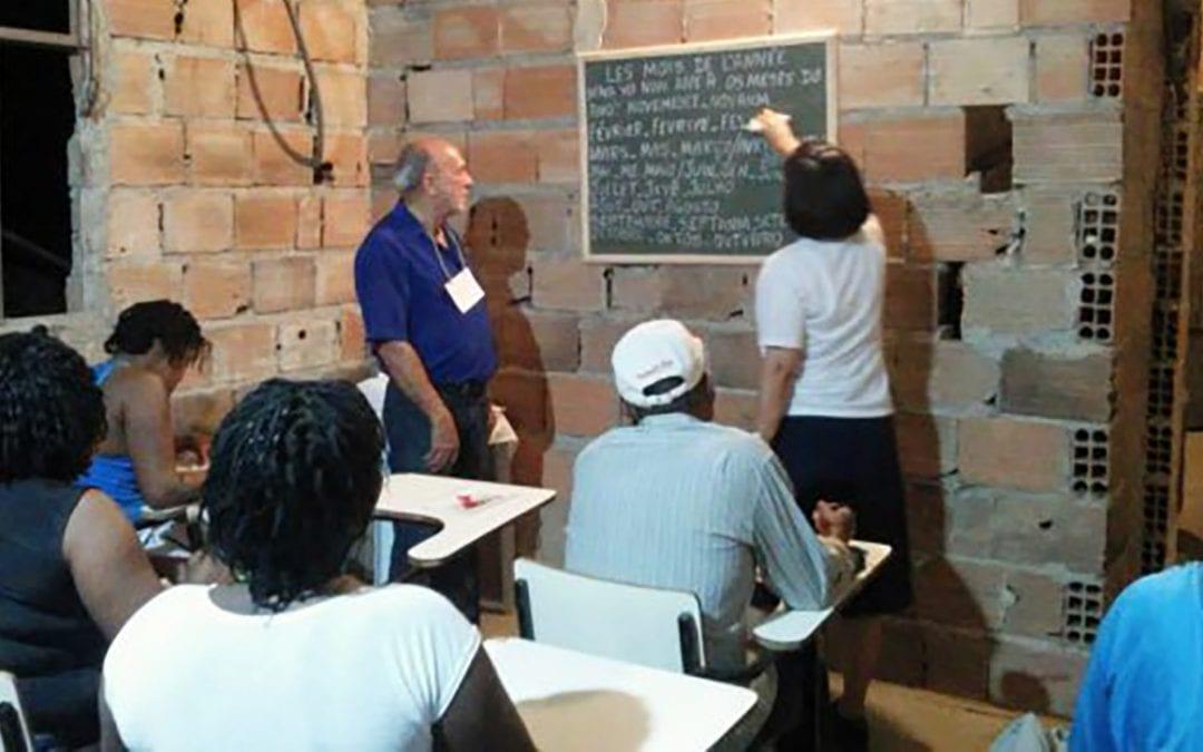 Testimonio de misión con emigrantes haitianos – Belo Horizonte- Minas Gerais, Brasil