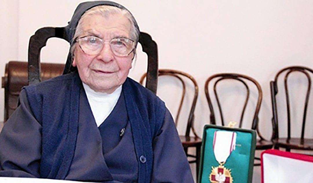 Celebrando con Sor Józefa sus 106 años
