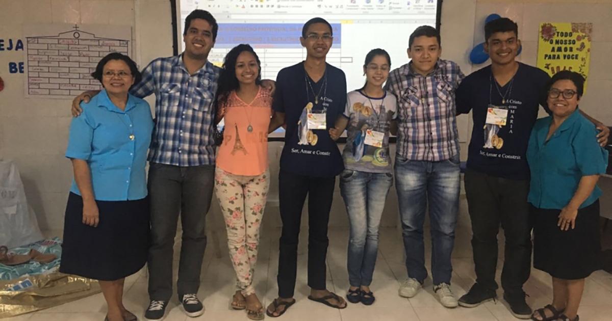 La Provincia de la Amazonia (Brasil) de JMV publica los detalles de su V Asamblea Provincial