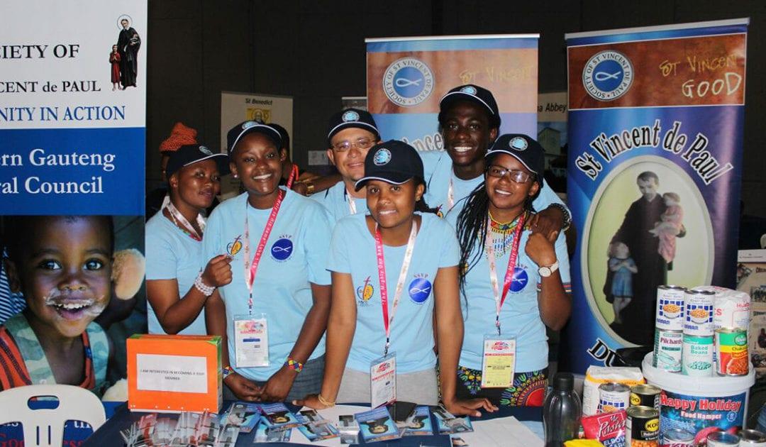 Mini Jornada Mundial de la Juventud en Durban, Sudáfrica