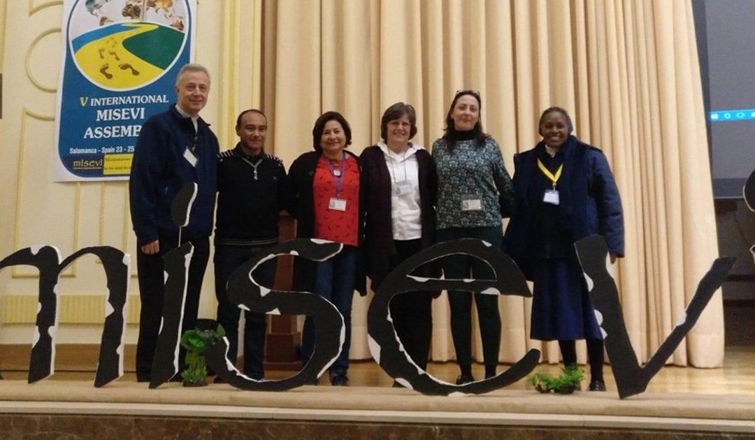 V Asamblea Internacional de MISEVI