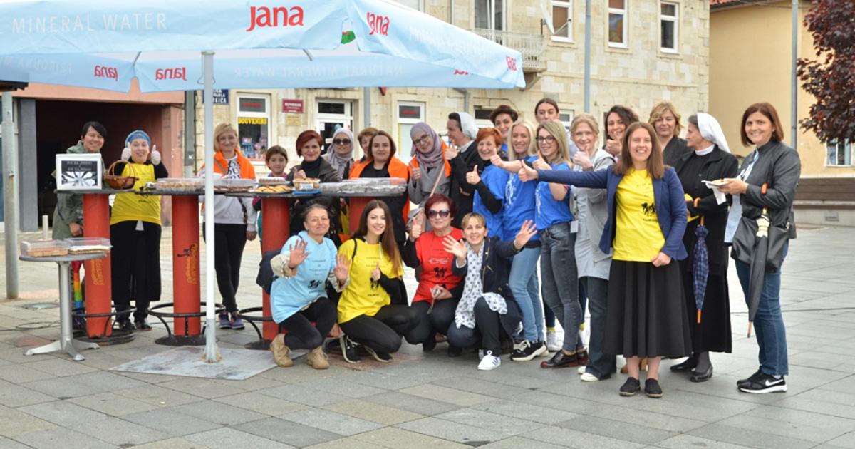 """Colaboración de JMV Bosnia y Herzegovina con los """"Majlis"""" de la Comunidad Islámica en Livno"""