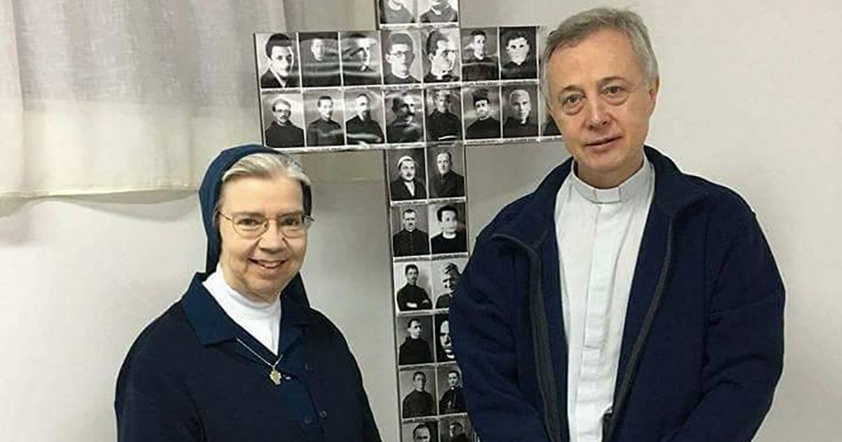 Visita a Kosovo de los Superiores Generales Tomaž Mavrič CM y Sor Kathleen Appler H.C.