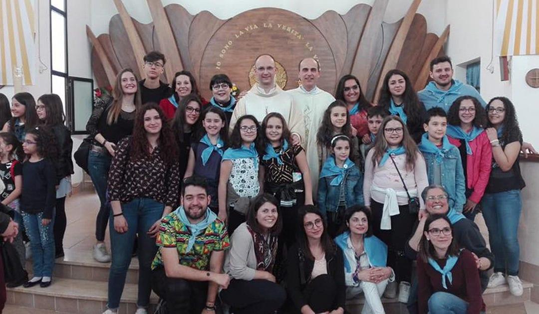 Se funda el primer grupo de JMV en Calabria (Italia)